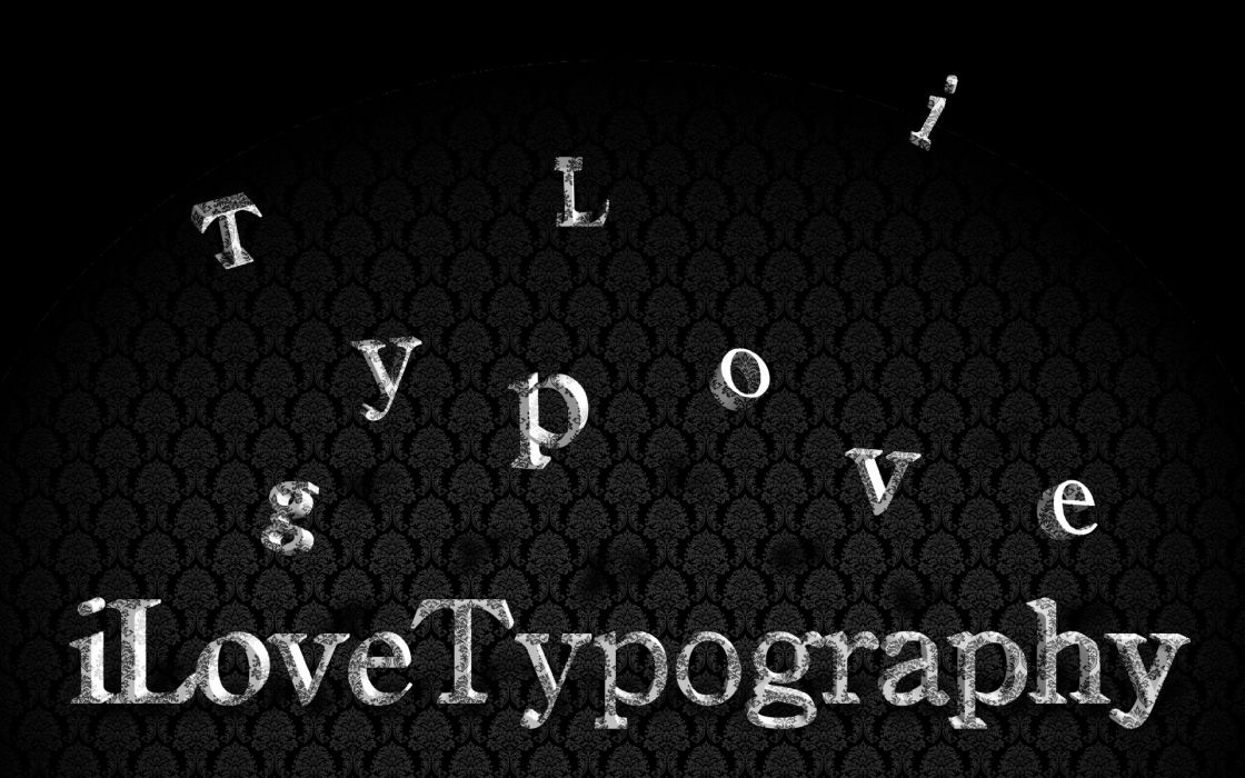 typography grayscale monochrome wallpaper