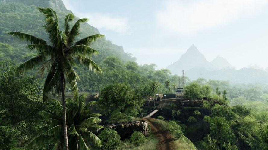 video games Crysis wallpaper