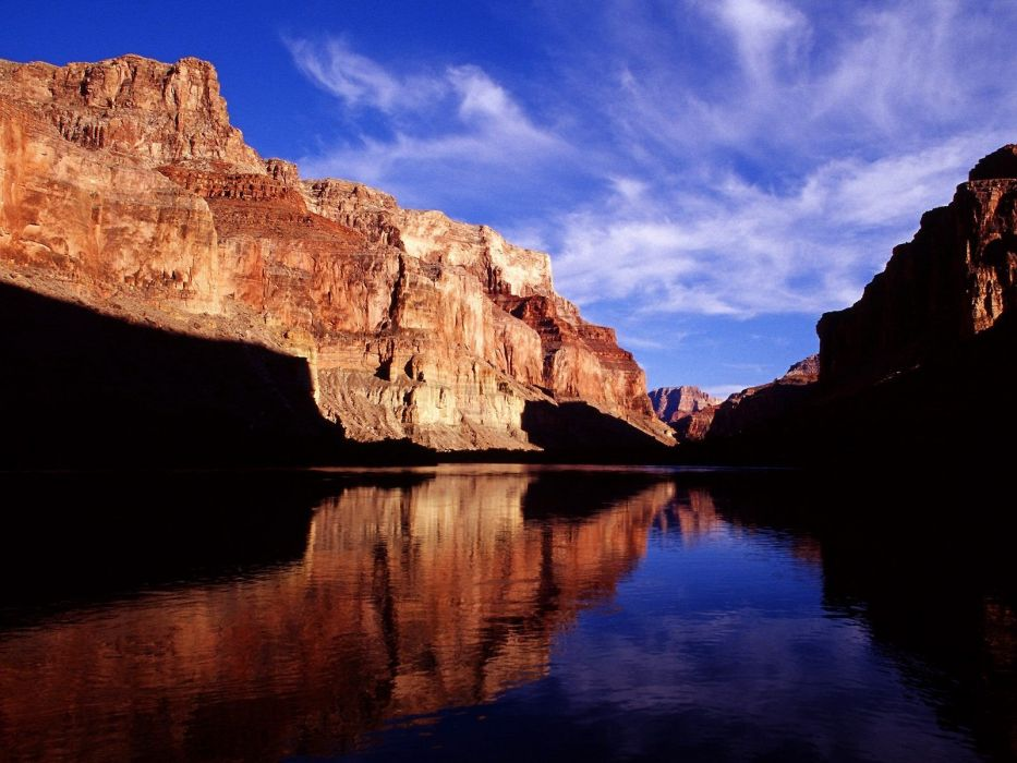 landscapes nature USA wallpaper