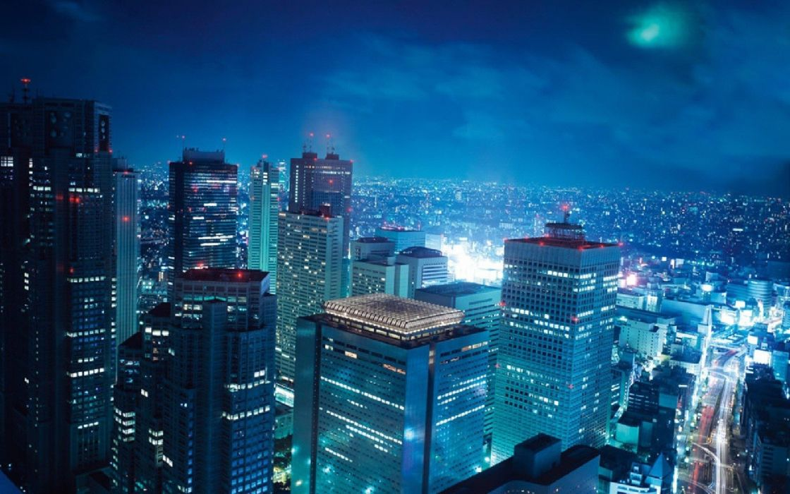 cityscapes skylines wallpaper