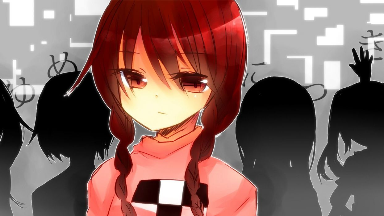 Yume Nikki Madotsuki anime anime girls wallpaper