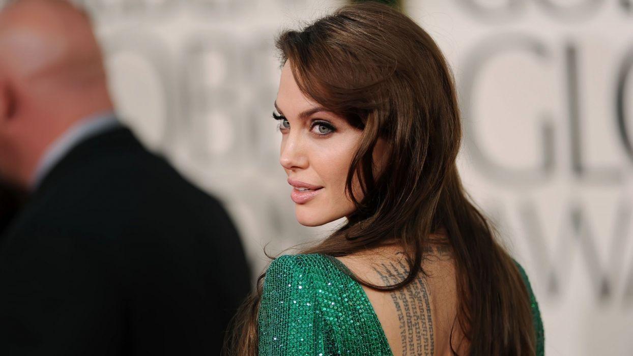 women Angelina Jolie celebrity TagNotAllowedTooSubjective wallpaper