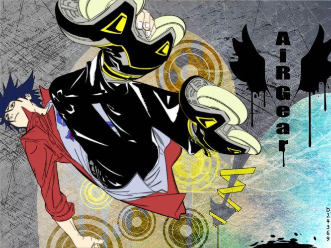 Air Gear Minami Itsuki Oh! Great wallpaper