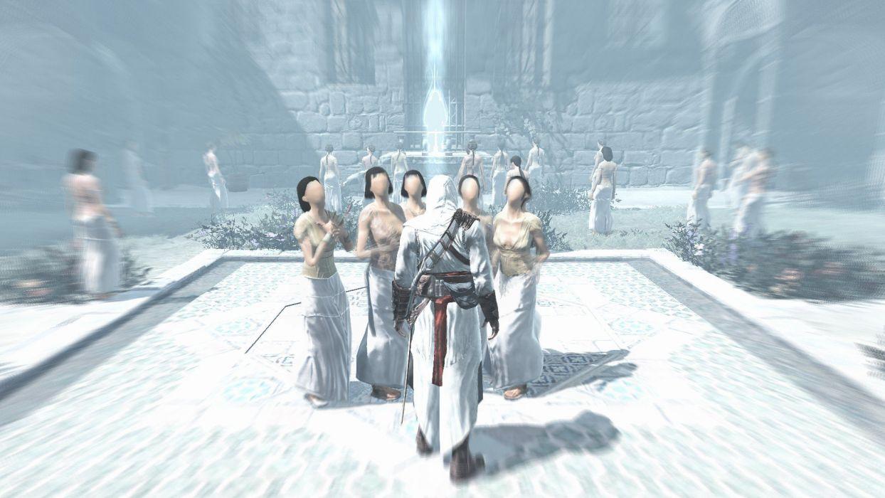 video games Assassins Creed screenshots wallpaper