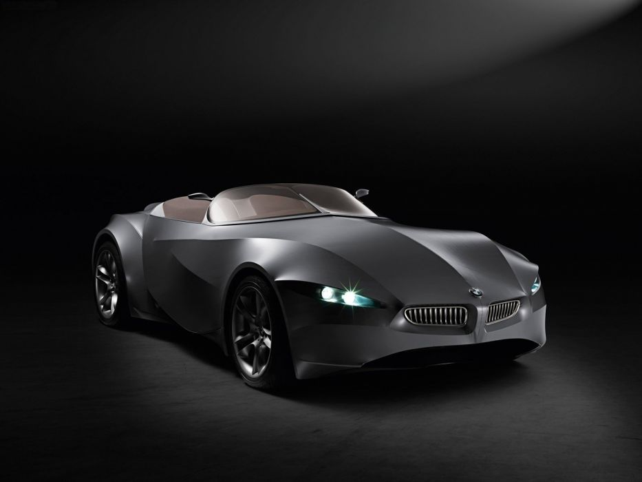cars concept art BMW Gina wallpaper