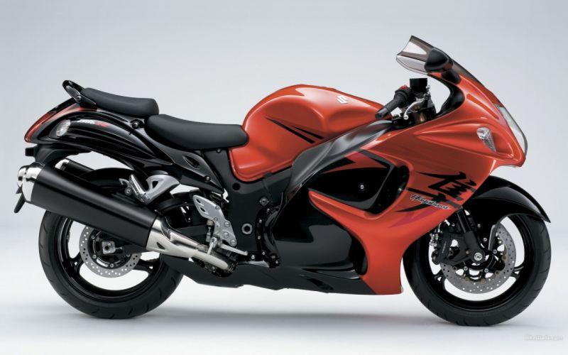 Suzuki Hayabusa GSX1300R motorbikes wallpaper
