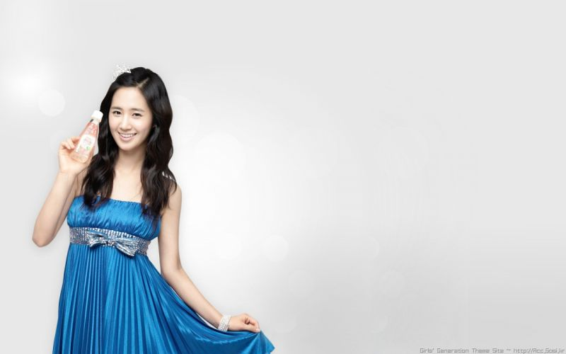 brunettes women Girls Generation SNSD Asians Korean Kwon Yuri K-Pop wallpaper