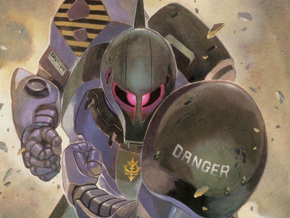 Gundam zaku wallpaper