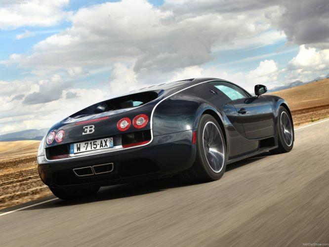 landscapes cars Bugatti Veyron ride roads Super Sport wallpaper