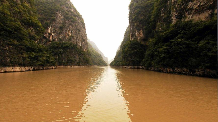water nature rivers wallpaper