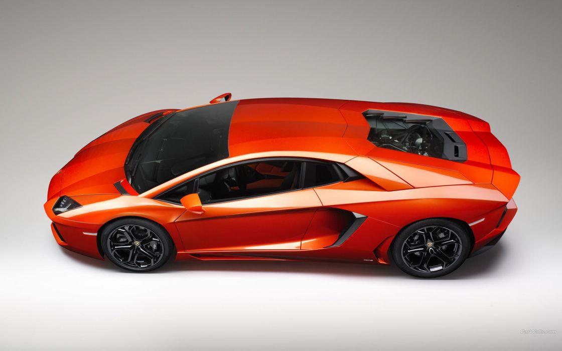 cars Lamborghini Lamborghini Aventador wallpaper