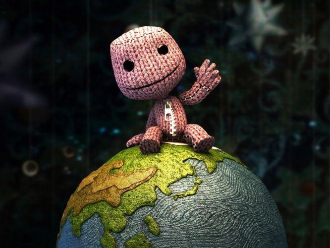 boy Little Big Planet wallpaper