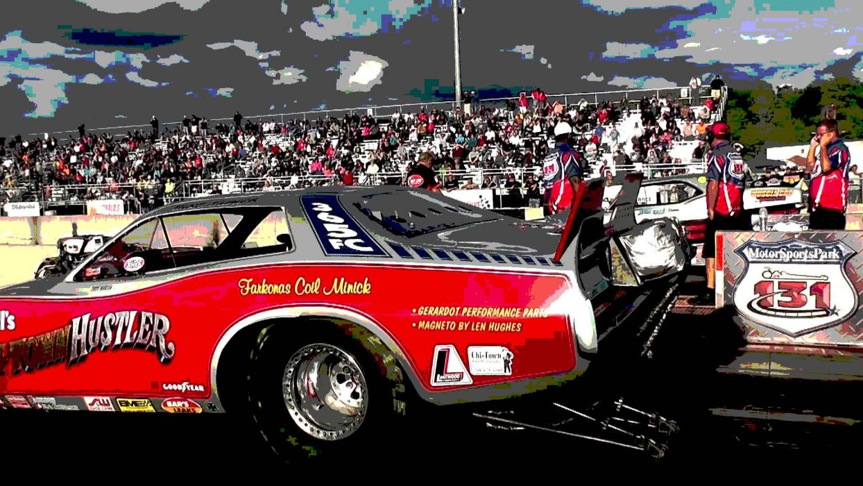 DRAG RACING race hot rod rods ford funnycar      hc wallpaper