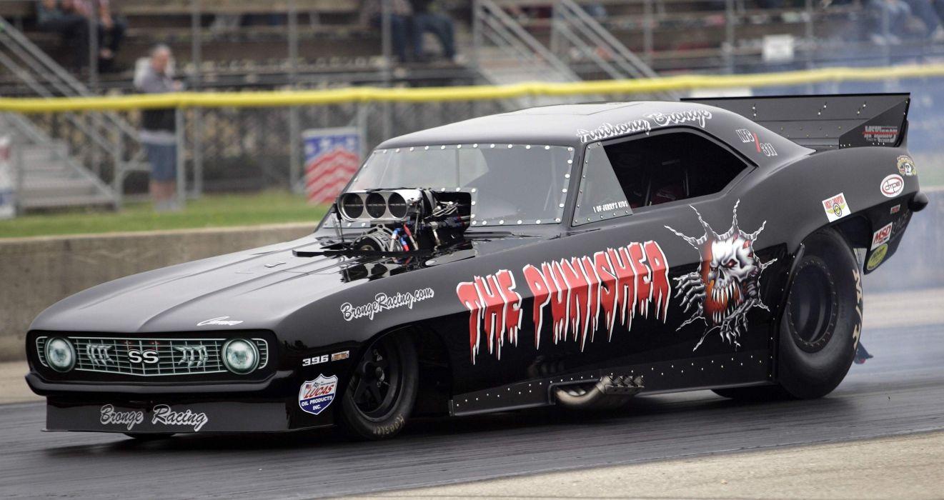 DRAG RACING race hot rod rods ford funnycar chevrolet camaro      fs wallpaper