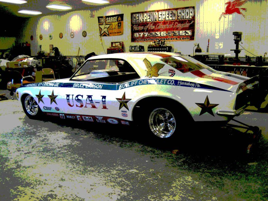 DRAG RACING race hot rod rods funnycar chevrolet camaro        fs wallpaper