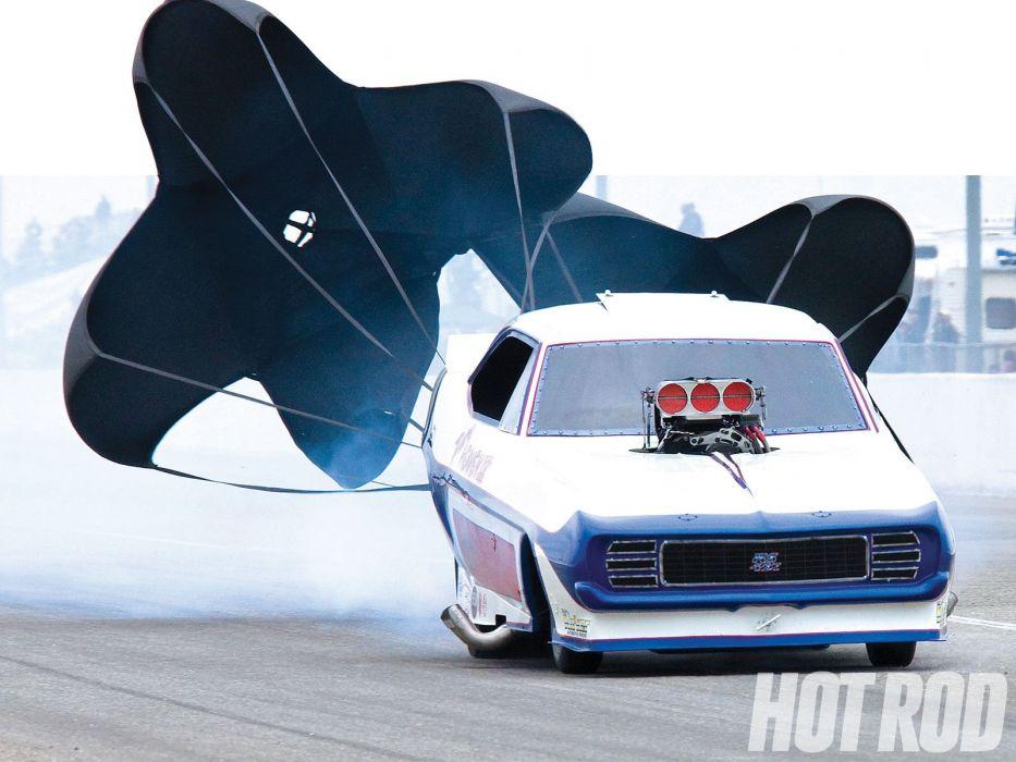 DRAG RACING race hot rod rods funnycar chevrolet camaro   f wallpaper