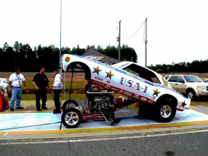 DRAG RACING race hot rod rods funnycar chevrolet camaro engine gd wallpaper