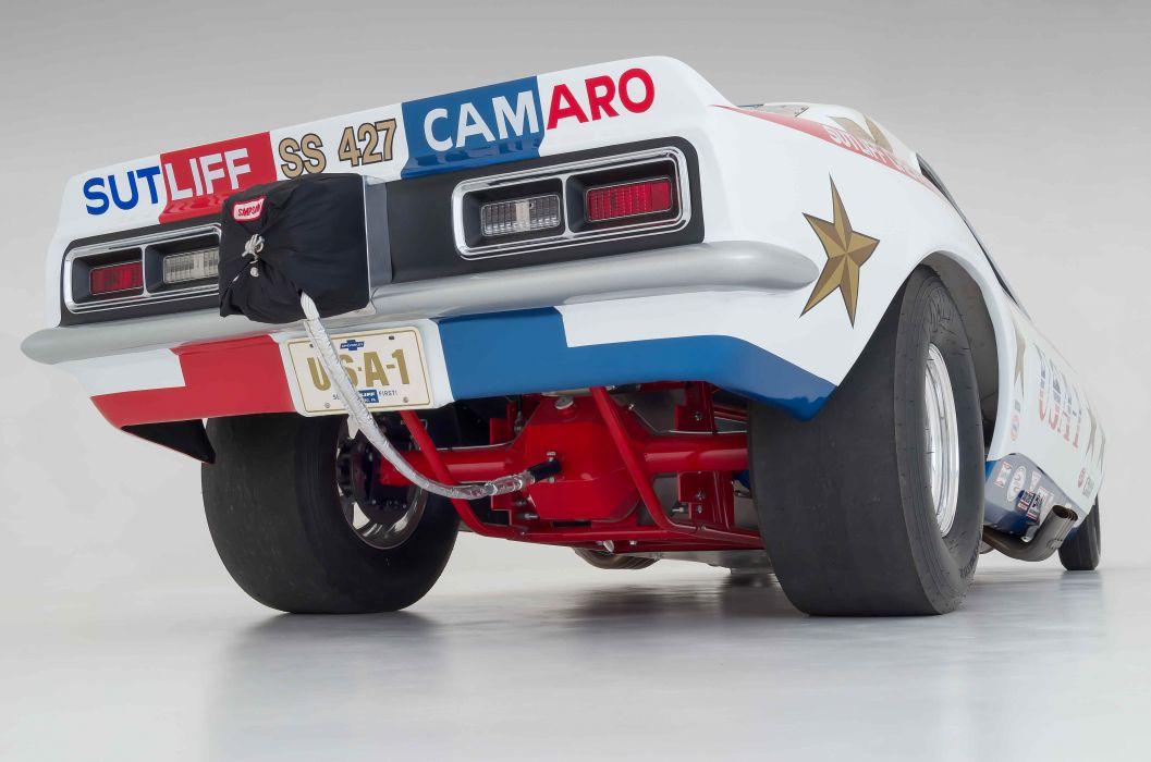 DRAG RACING race hot rod rods funnycar chevrolet camaro gs wallpaper
