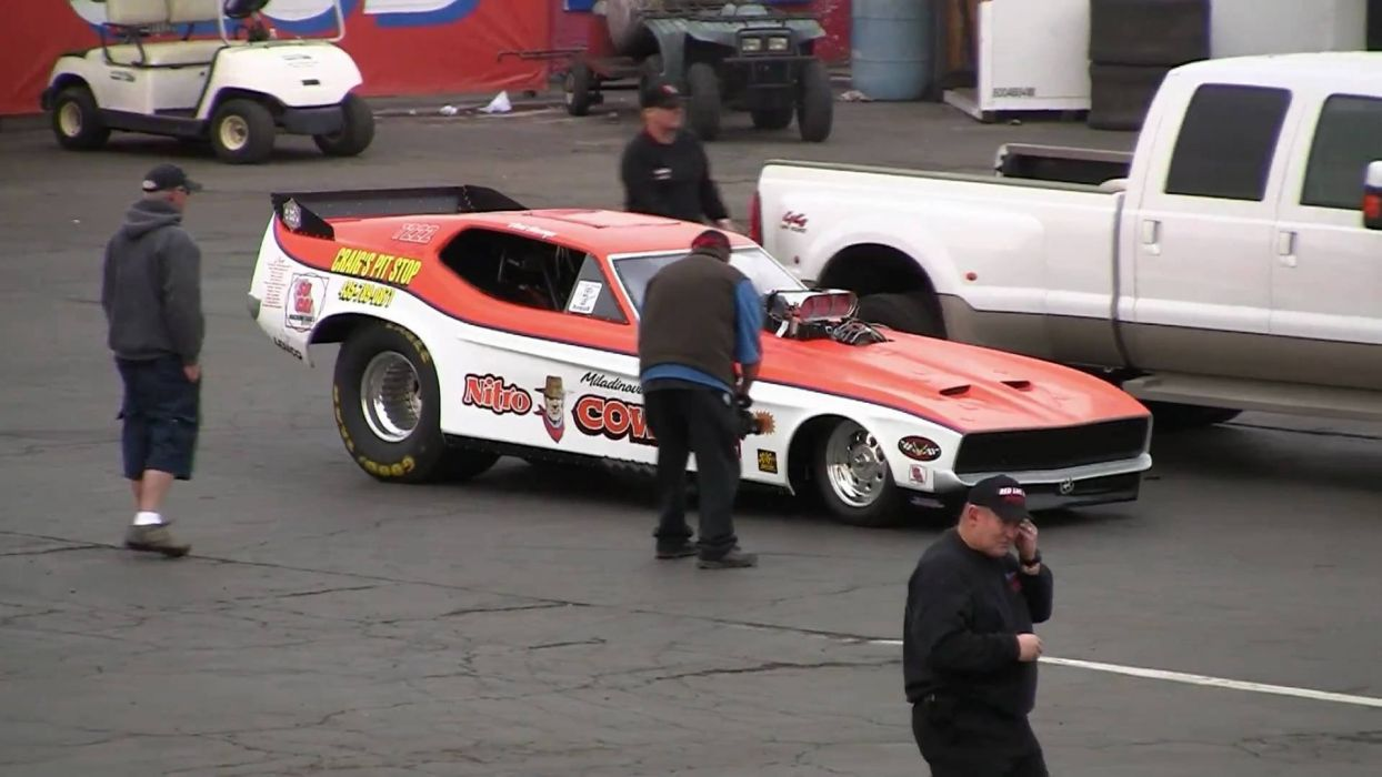 DRAG RACING race hot rod rods funnycar ford mustang     f wallpaper