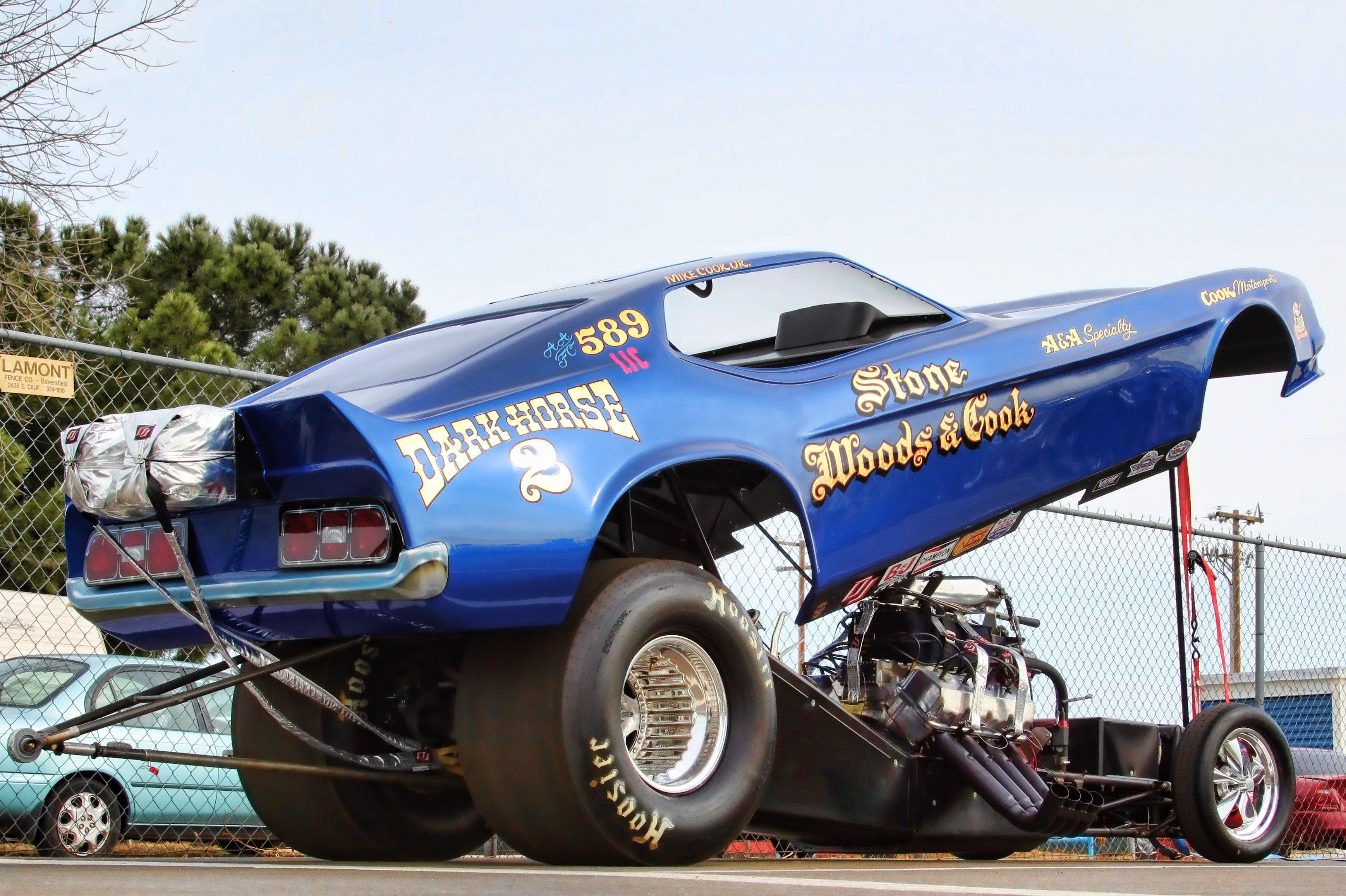 Bruce Larson Car Show