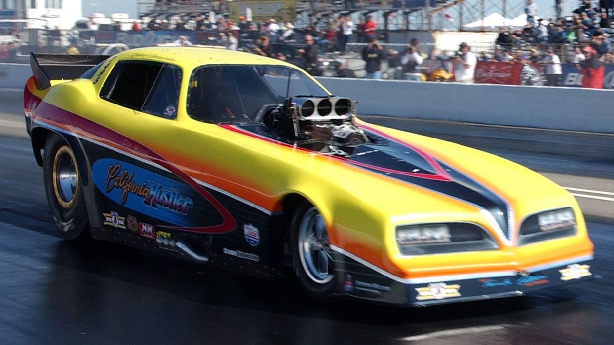 DRAG RACING race hot rod rods funnycar pontiac firebird trans-am g wallpaper