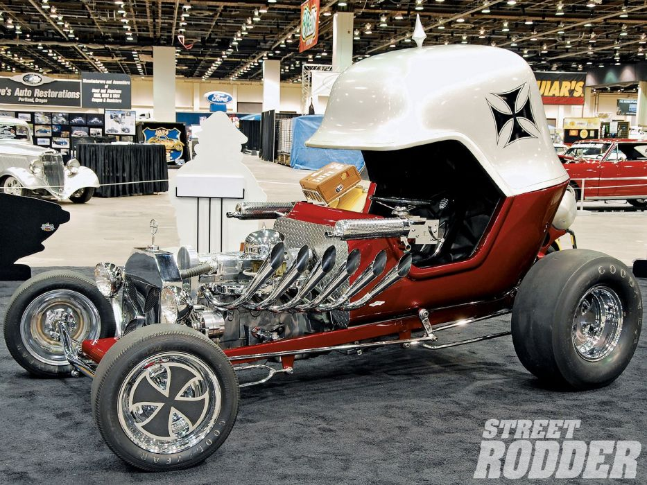 RED BARON hot rod rods custom concept engine      g wallpaper