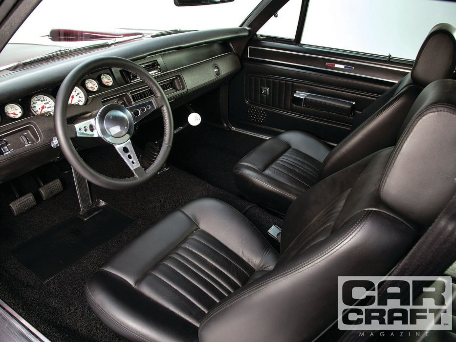 1969 1970 B Body Plymouth Dodge Road Bee hot rod rods muscle classic interior   g wallpaper