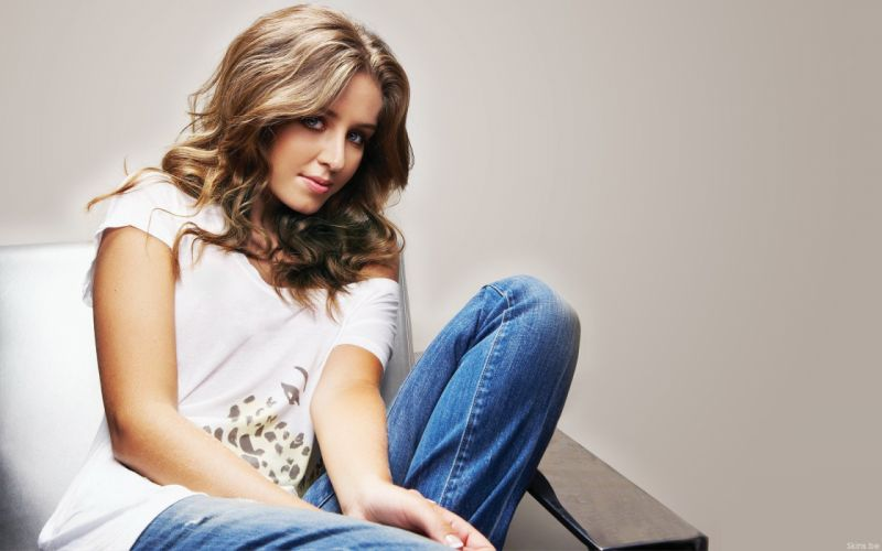 women jeans models Esmee Denters wallpaper