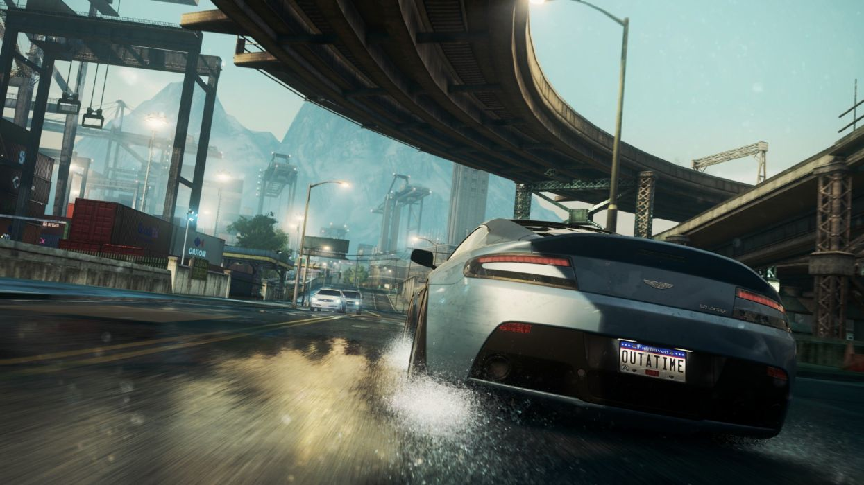 Video Games Need For Speed Most Wanted Wallpaper 2560x1440