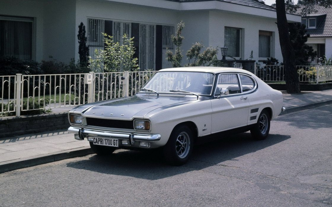 cars Ford Capri wallpaper