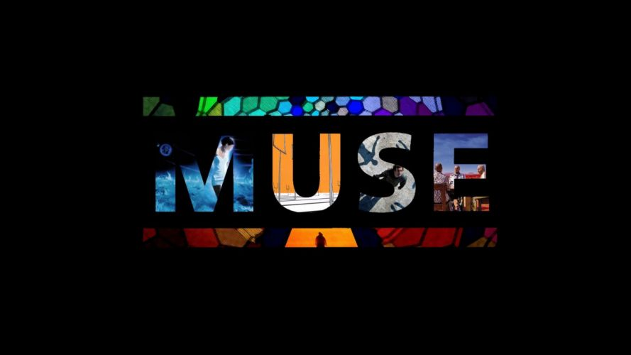 Muse music bands black background wallpaper