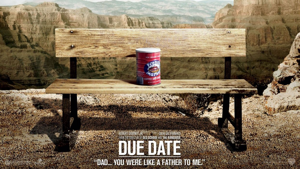 Due Date wallpaper