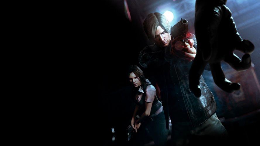 video games Resident Evil Resident Evil 6 Helena Harper wallpaper