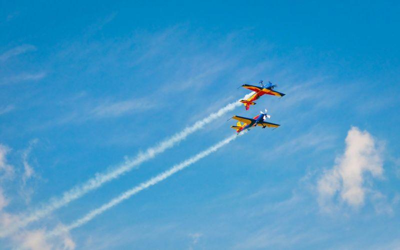 aircraft sky aviation wallpaper