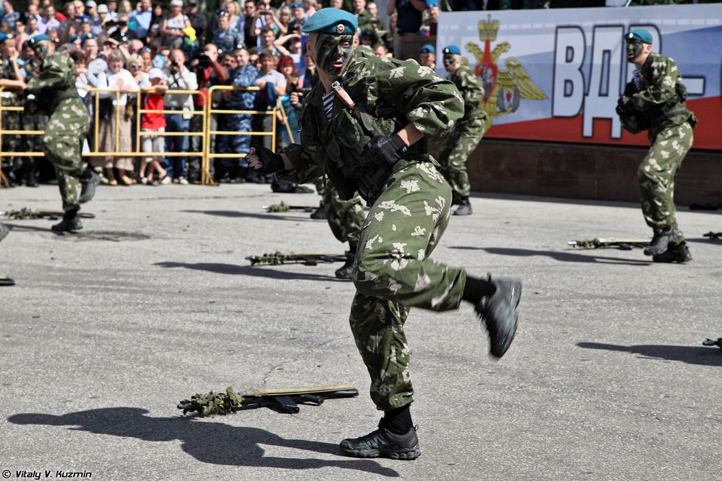 Russian army airbone victory day wallpaper