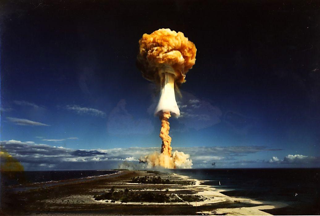 Nuclear war wallpaper