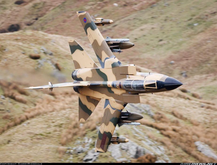 jet fghter panavia tornado wallpaper
