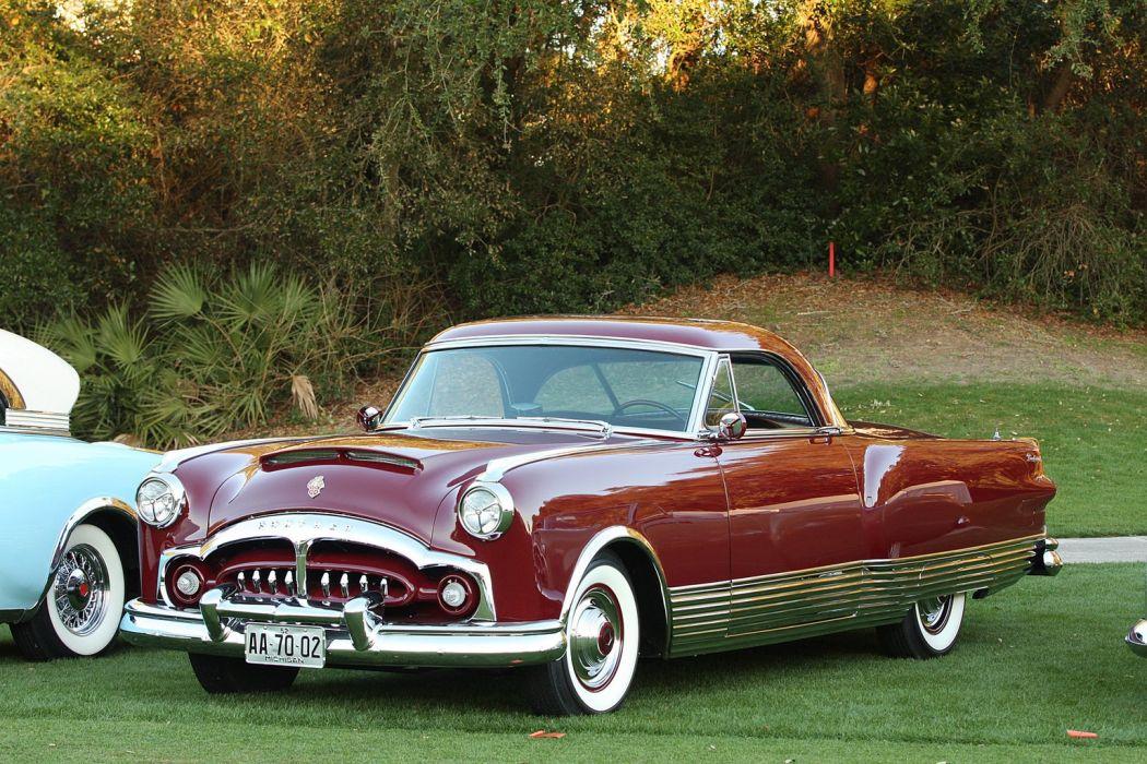 1952 Packard Special Speedster wallpaper