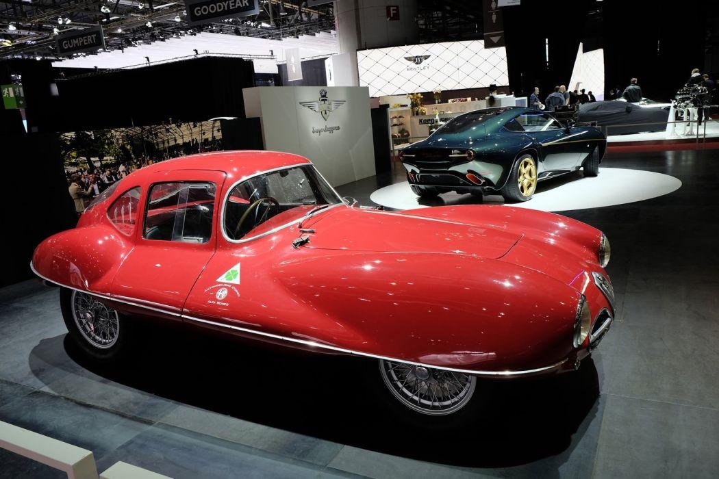 1952 Alfa Romeo Disco Volante CoupA wallpaper
