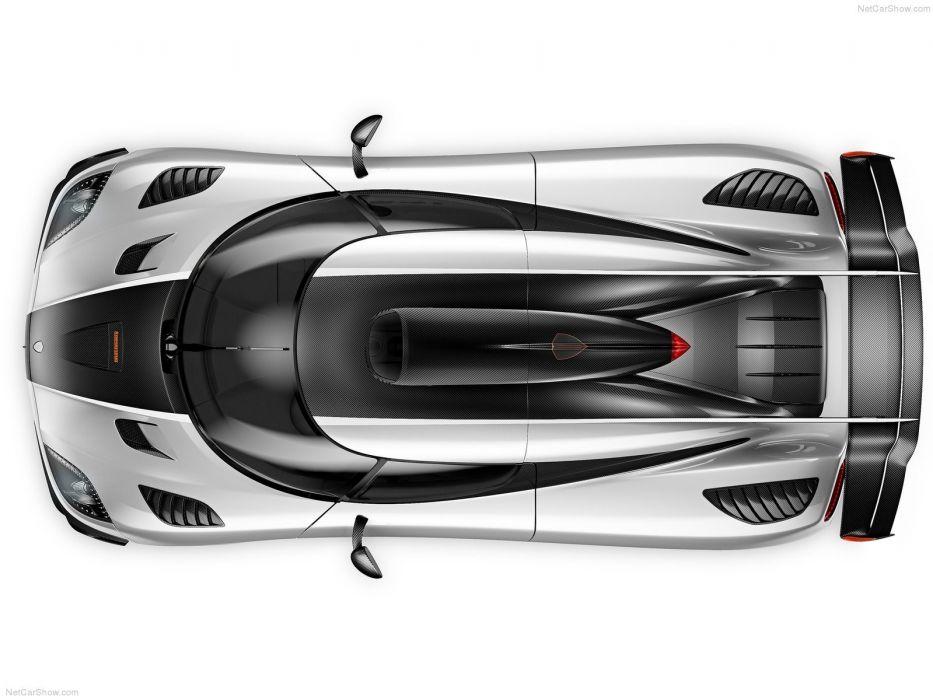 Koenigsegg One supercar gt sport 1350hp 450km/h wallpaper
