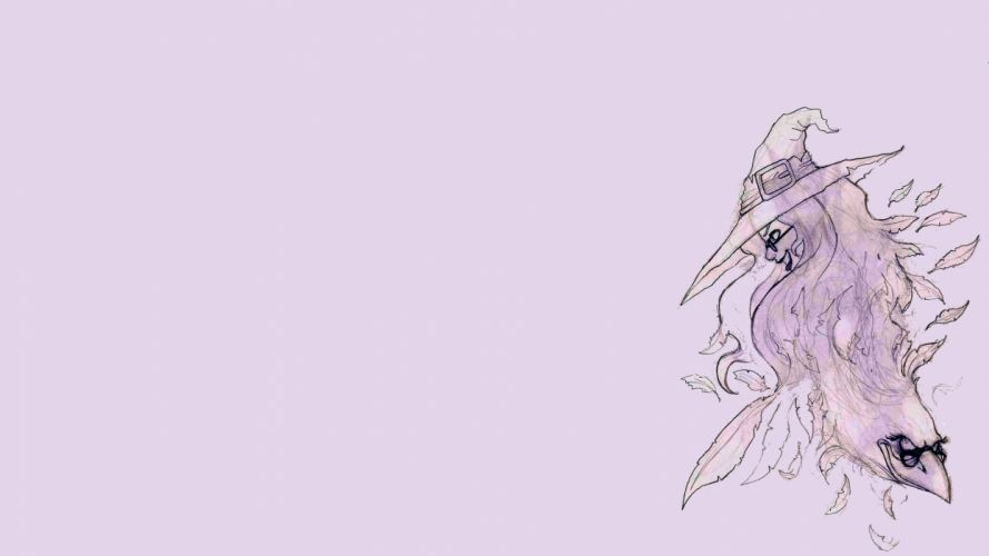 witch wallpaper