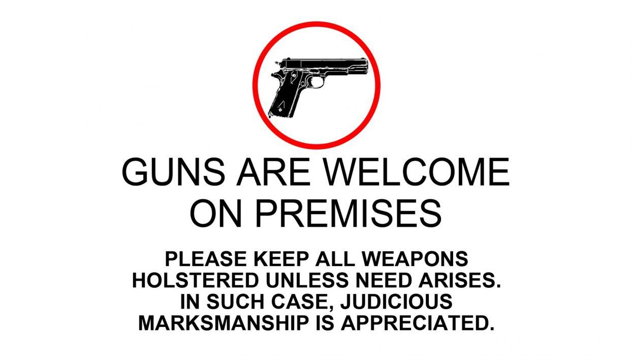 gun wallpaper
