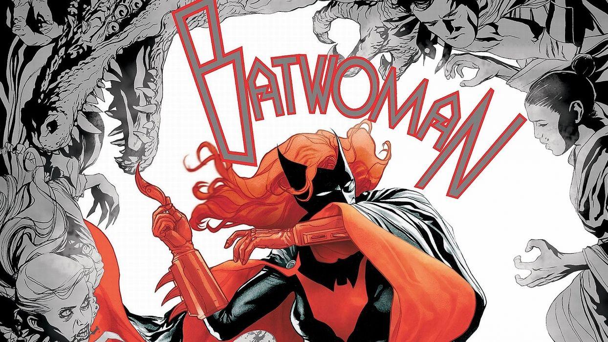 batwoman wallpaper
