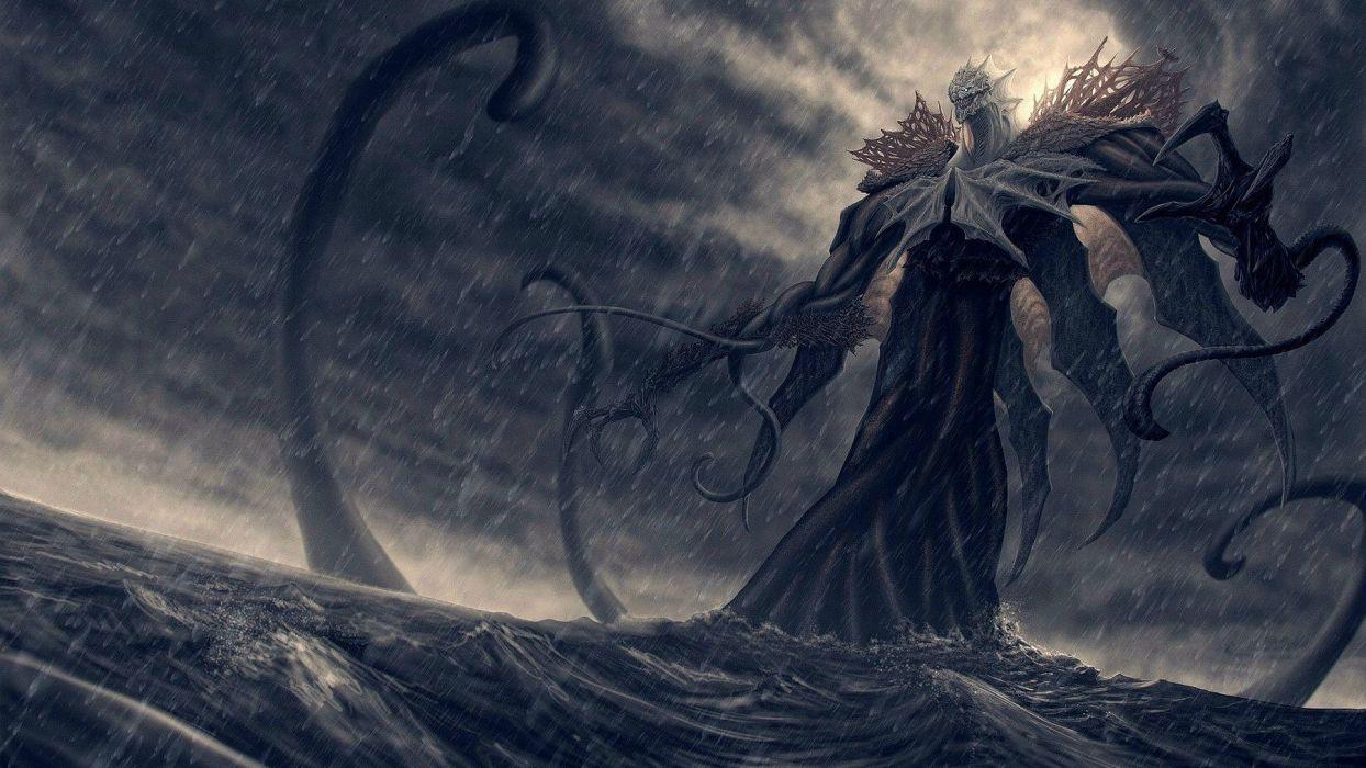 creature wallpaper