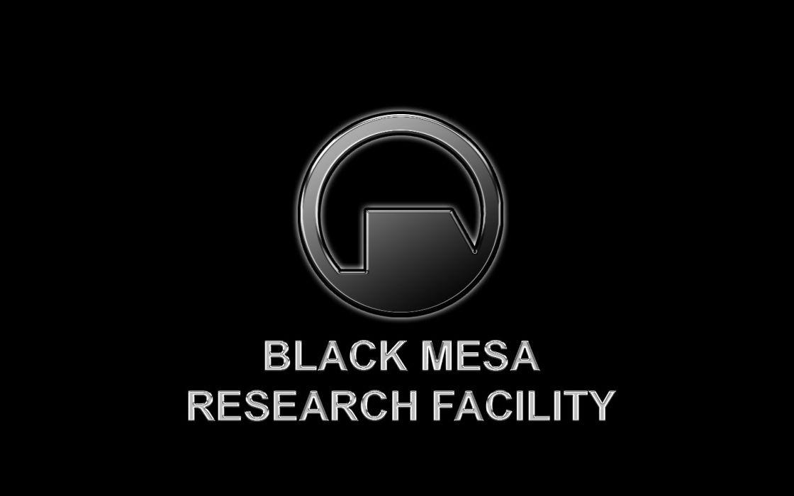 text Half-Life Black Mesa wallpaper