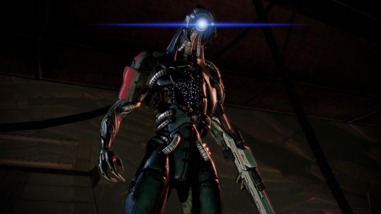 video games legion screenshots Mass Effect 2 wallpaper
