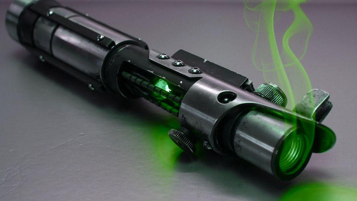 Star Wars lightsabers wallpaper