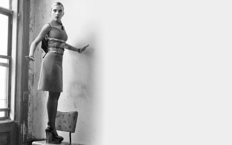 women Scarlett Johansson actress wallpaper