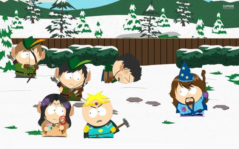 South Park Butters Stotch wallpaper