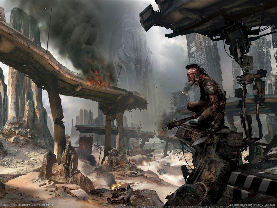 video games Rage (Video Game) wallpaper